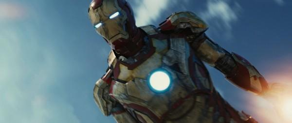 Iron Man 3 Game Day 1 Iron Man 3 Super Bowl Commercial Images Released