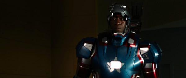 Iron Man 3 Game Day 2