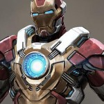 Iron Man 3 Heartbreaker Armor Closeup 150x150 New Promo Art for Iron Man 3 from CES