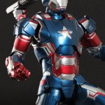 Iron Man 3 Hot Toys Iron Patriot 3 150x150 First Look at Iron Man 3 Action Figures from Hot Toys
