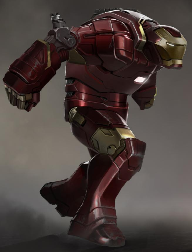 Iron Man 3 Hulkbuster Armor Trailer 2 Watch The New Iron Man 3 Trailer Here, Hulkbuster Armor Revealed