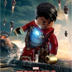 Iron Man 3 Lego Poster 1 150x150 New Poster and TV Spot for Iron Man 3 Drops