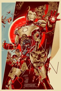 Metropolis - Final Iron Man Mondo Martin Ansin