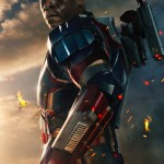Iron Man 3 Movie Poster Featuring The Iron Patriot 150x150 Cool Iron Man 3 Fan Poster Featuring The Iron Patriot