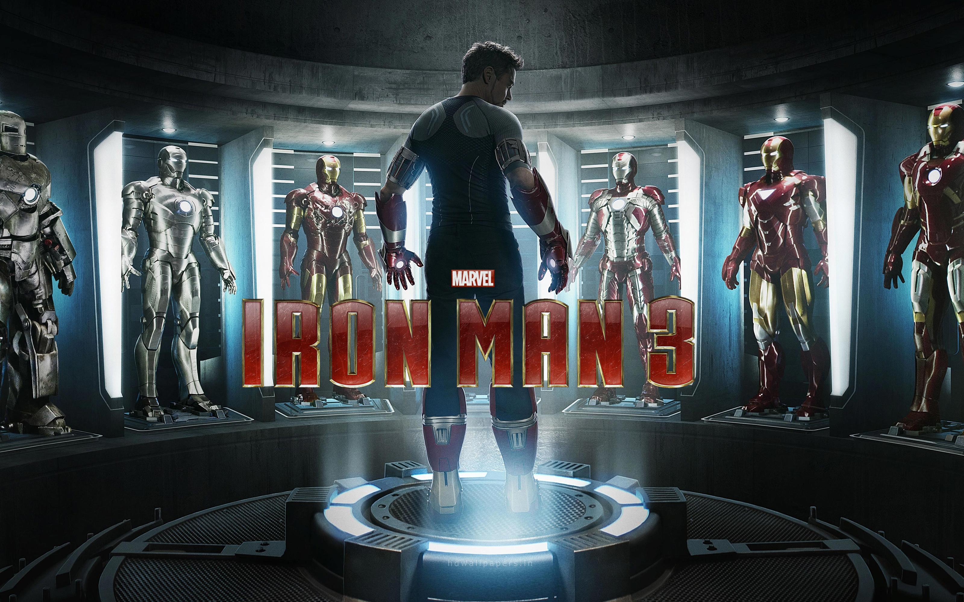 Iron Man 3 Opens to Record Breaking International Box Office