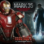 Iron Man 3 Red Snapper Suit Mark 35 150x150 Holiday Themed Still from Iron Man 3 Featuring Tony Stark