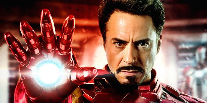 Iron Man Robert Downey Jr Photo