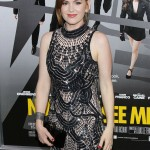 Isla Fisher Sparkles in Yossi Harrai Jewelry at Now You See Me Premiere 150x150 Michael Caine Clears Up Rumors That He Was Locked On The Set Of Now You See Me
