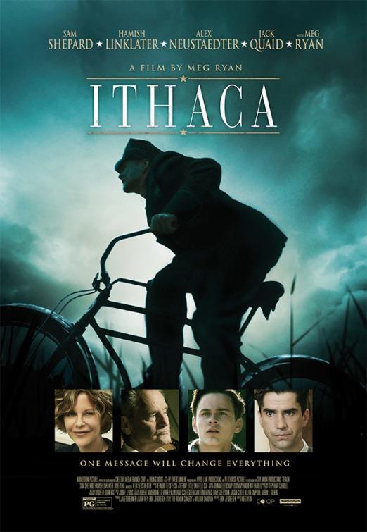 Interview: Meg Ryan Talks Ithaca (Exclusive)