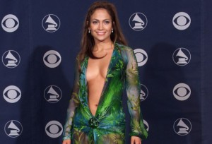 J.LO 1 300x204 Top Ten Grammy Award Moments