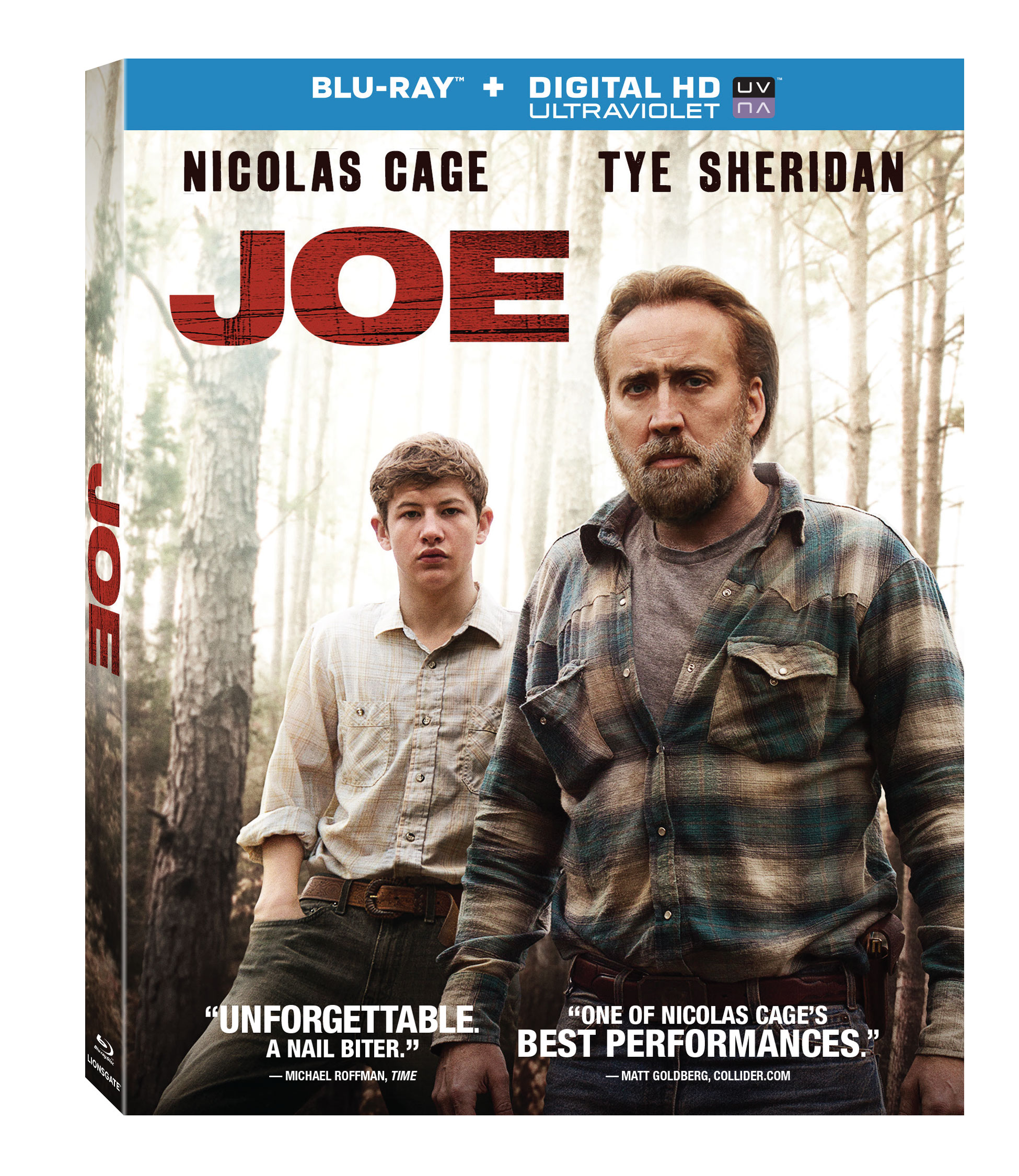 JOE BD Ocard 3DSkew Exclusive: Featurette Clip from Joe Focuses on Origins of Film
