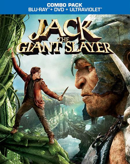 Jack the Giant Slayer DVD Blu-ray