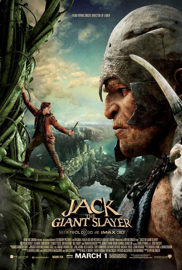 Jack the Giant Slayer Poster Jack the Giant Slayer Movie Review 2