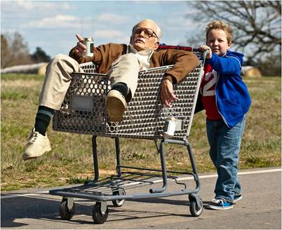 Jackass Presents Bad Grandpa Offers Broken Ride