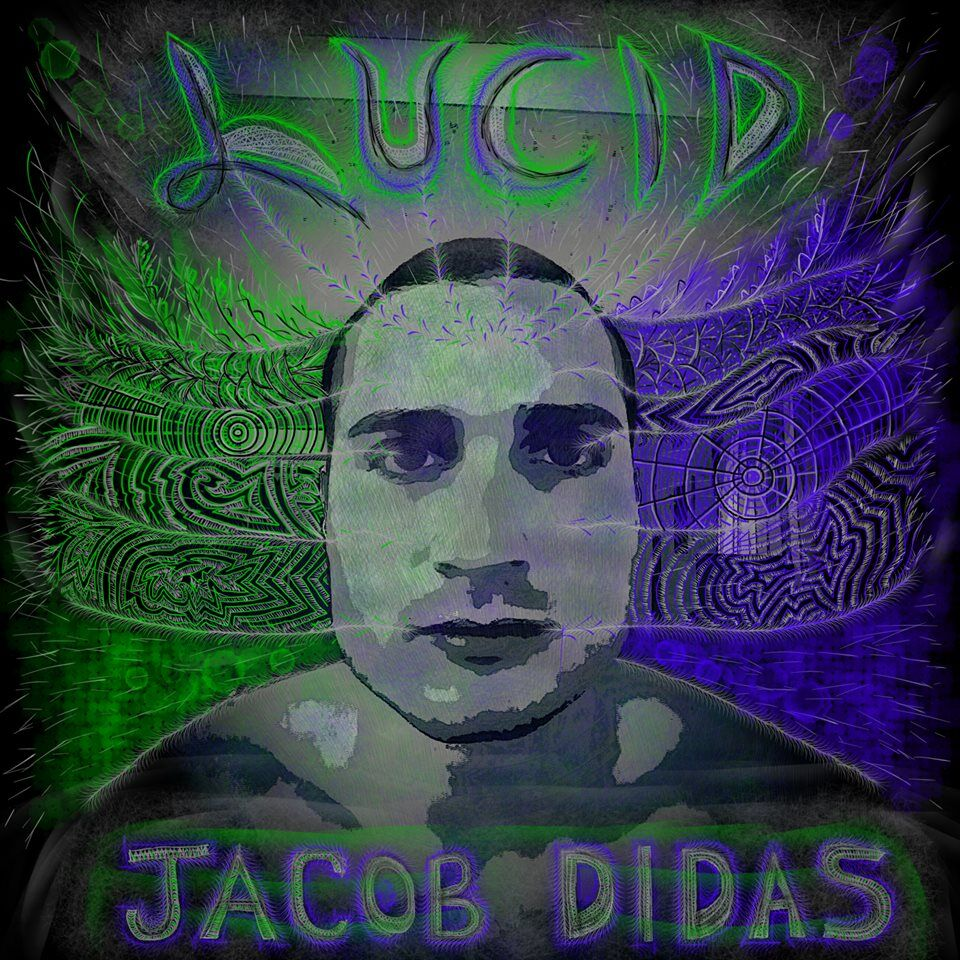 Jacob Didas' Lucid Album Cover