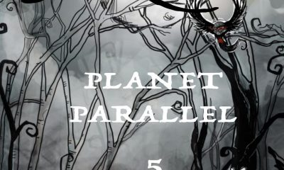 Jacqui L PLANET PARALLEL 5 Album Review