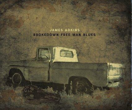"""Brokedown Free Man Blues"" by James Adkins"