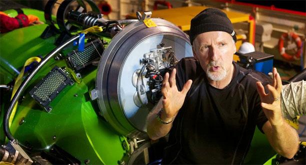 James Camerons Deepsea Challenge Movie