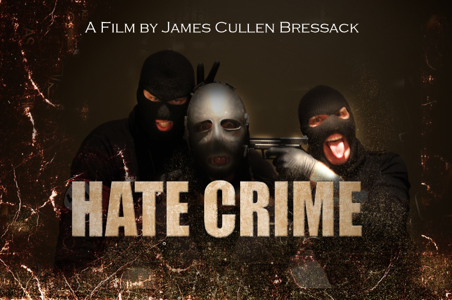 James Cullen Bressack Hate Crime Hate Crime DVD Review