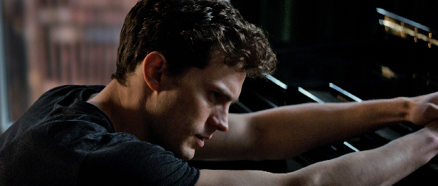 Jamie Dornan as Christian Grey in Fifty Shades of Grey Mr. Grey Will See You Now In First Fifty Shades of Grey Trailer