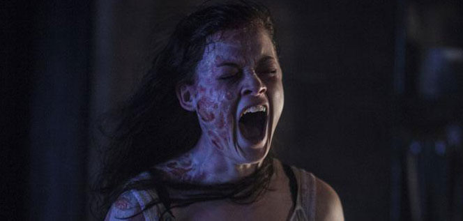 Jane Levy Evil Dead ShockYa Presents The Movie Night Podcast; Evil Dead, Trance