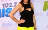 Janel Parrish Steps Out in Courtney Allegra Skirt to Wango Tango