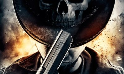 Jeffrey Arrington and Brian Sutherland Chase Each Other Into the Dead West DVD Giveaway