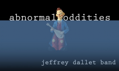 Jeffrey Dallet Abnormal Oddities Cover