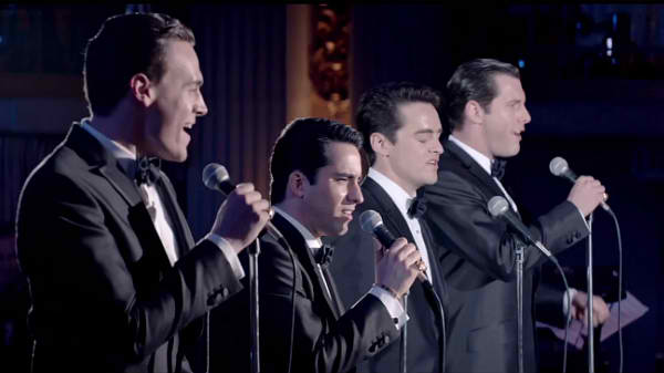 Jersey Boys Movie Jersey Boys Movie Review