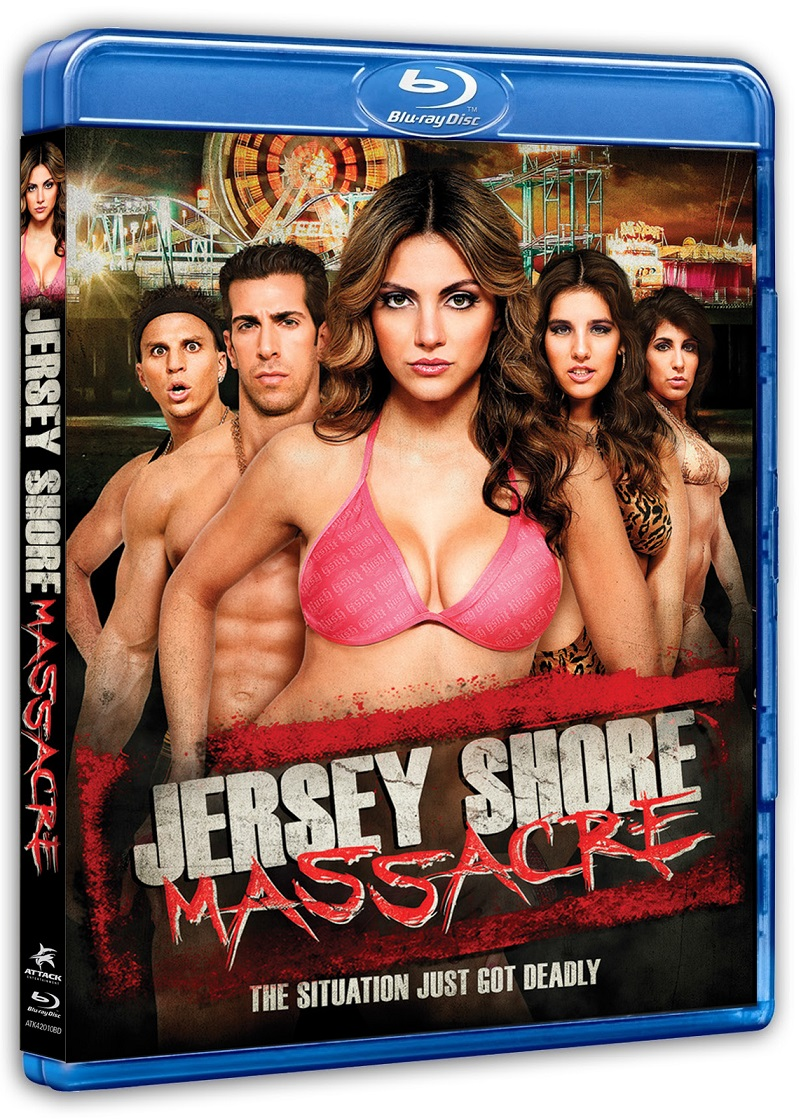 JerseyShore BlueSkew JWOWW On Her New Comedy Thriller, Jersey Shore Massacre