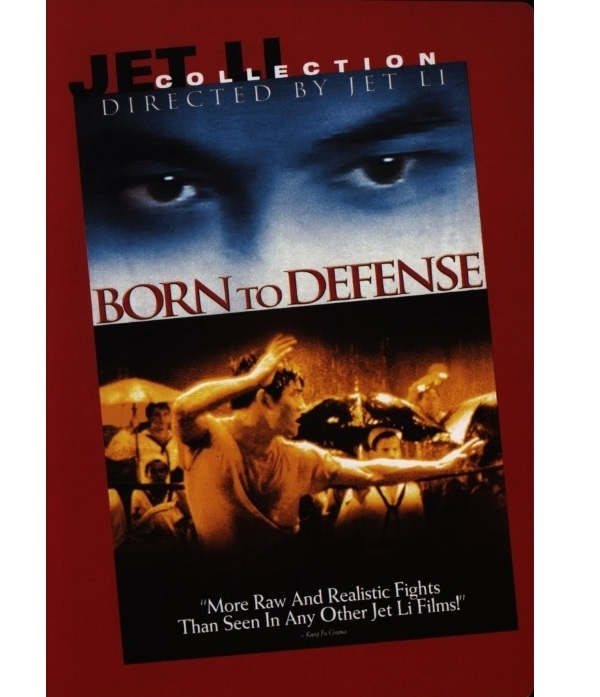 Jet Li Born To Defense Watch Jet Lis Born to Defense on FilmOns Kung Fu Classics Channel