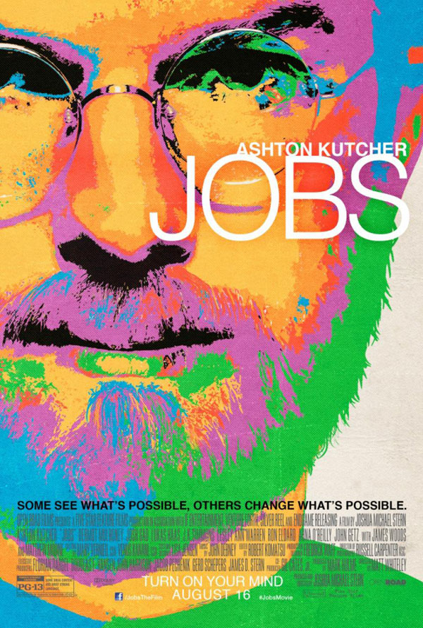 Jobs Poster Jobs Movie Review