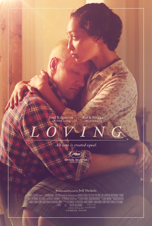 Joel Edgerton and Ruth Negga Share the Loving in Drama's New Teaser Poster