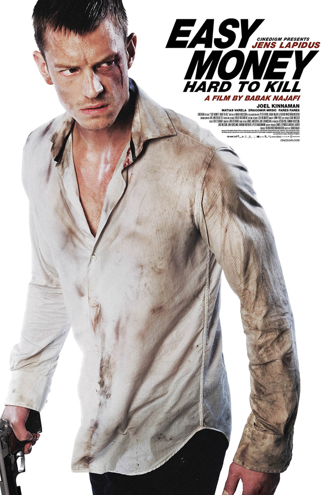 Joel Kinnaman Finds Its Easy Money Hard to Kill In Exclusive Clip Joel Kinnaman Finds Its Easy Money: Hard to Kill In Exclusive Clip