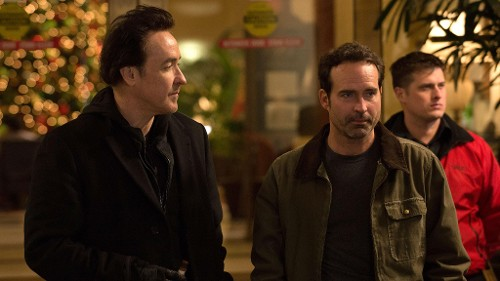 John Cusack and Jason Patric in The Prince