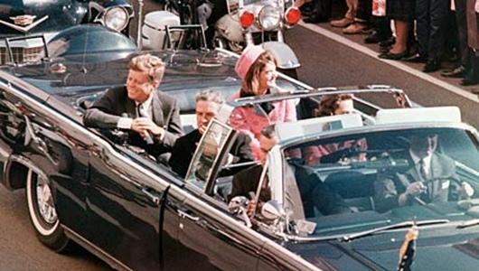 John F Kennedy 11-22-63