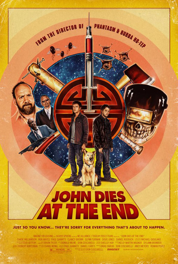 John Dies at the End Poster Interview: Writer Director Producer Don Coscarelli Talks John Dies At The End