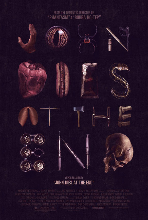 John Dies at the End Poster1 John Dies at the End Movie Review