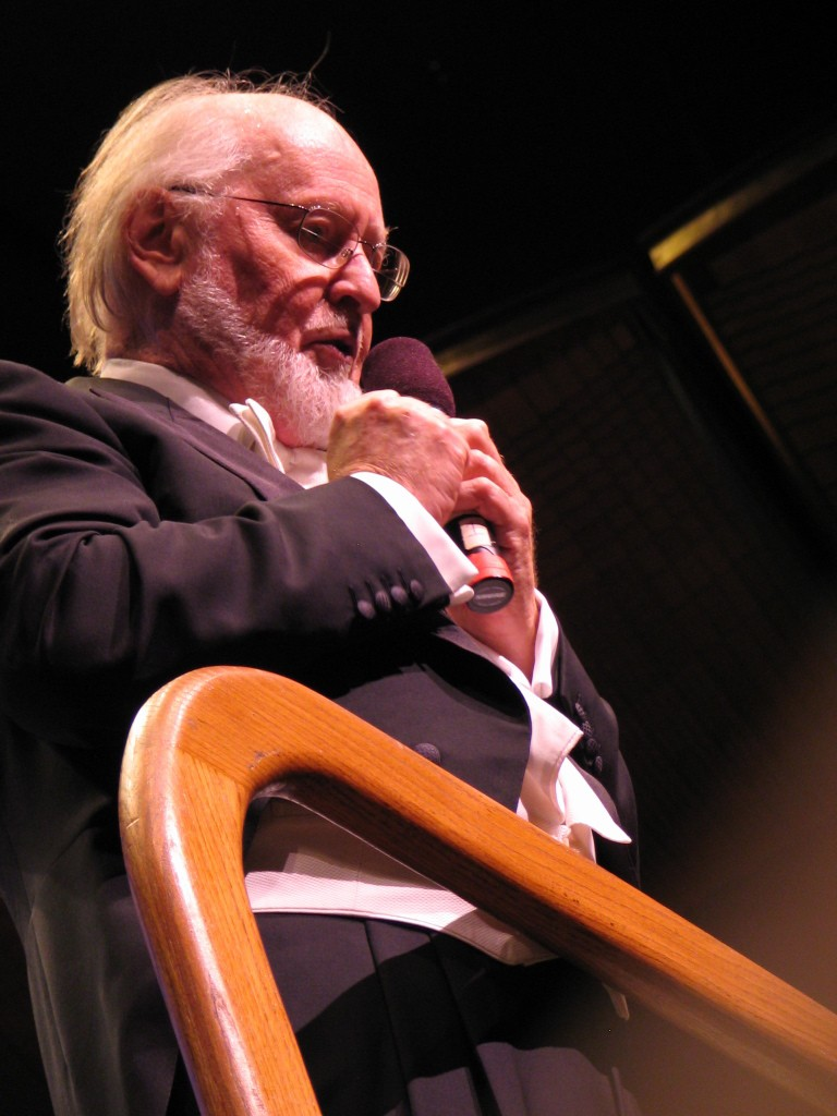 John Williams tux tashtish e1361211645857 John Williams Wants To Create New Star Wars Scores