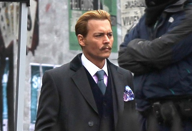 Johnny Depp Goes On an Adventure as Charlie Mortdecai In New Teaser Trailer