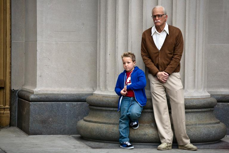 Johnny Knoxville is a Bad Grandpa in Official New Film Trailer Johnny Knoxville is a Bad Grandpa in Official New Film Trailer