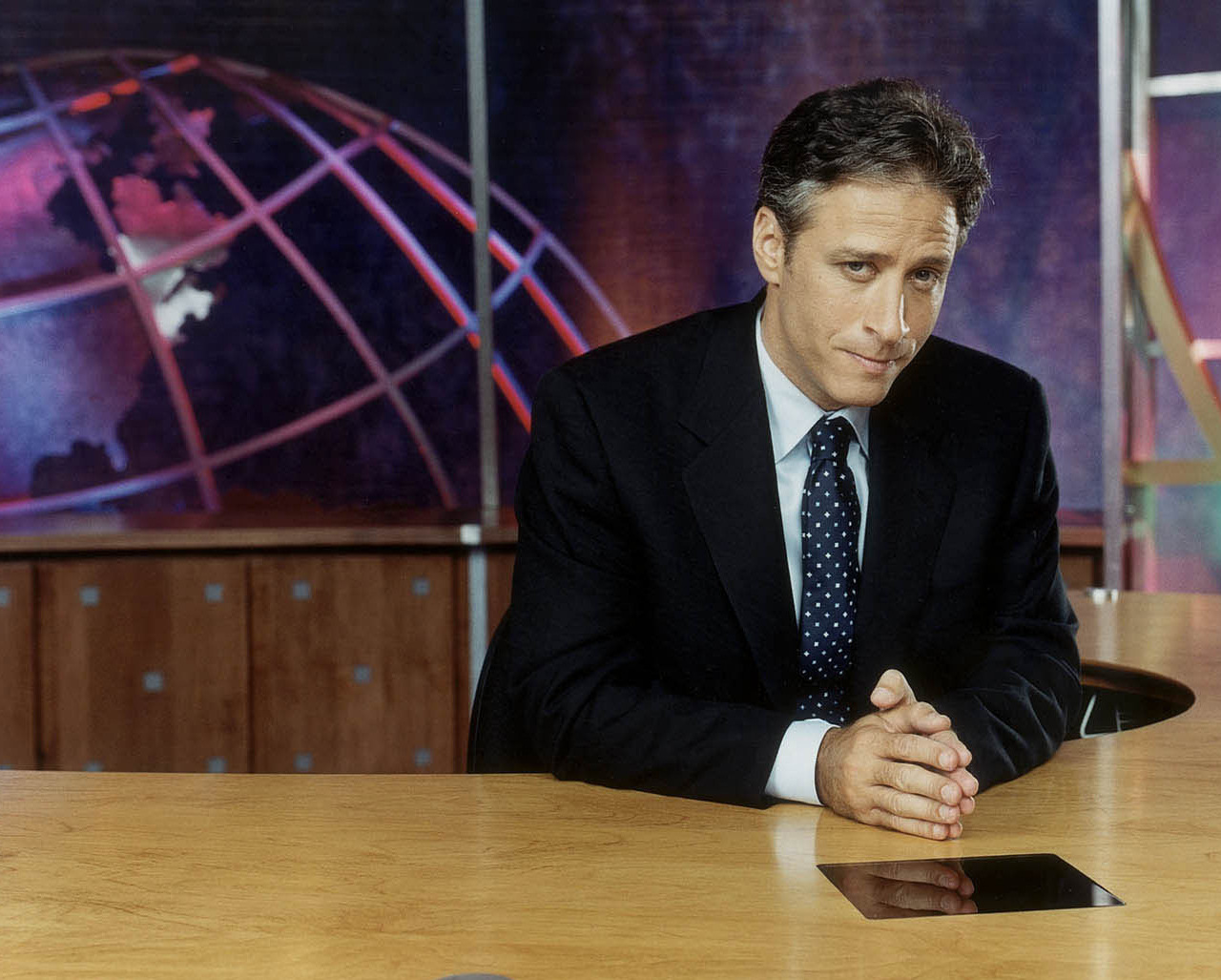 Jon Stewart Returns to Work as Host on The Daily Show After Labor Day