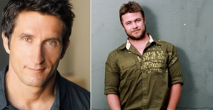 Jonathan LaPaglia Luke Hemsworth The Reckoning Jonathan LaPaglia And Luke Hemsworth To Star In The Reckoning