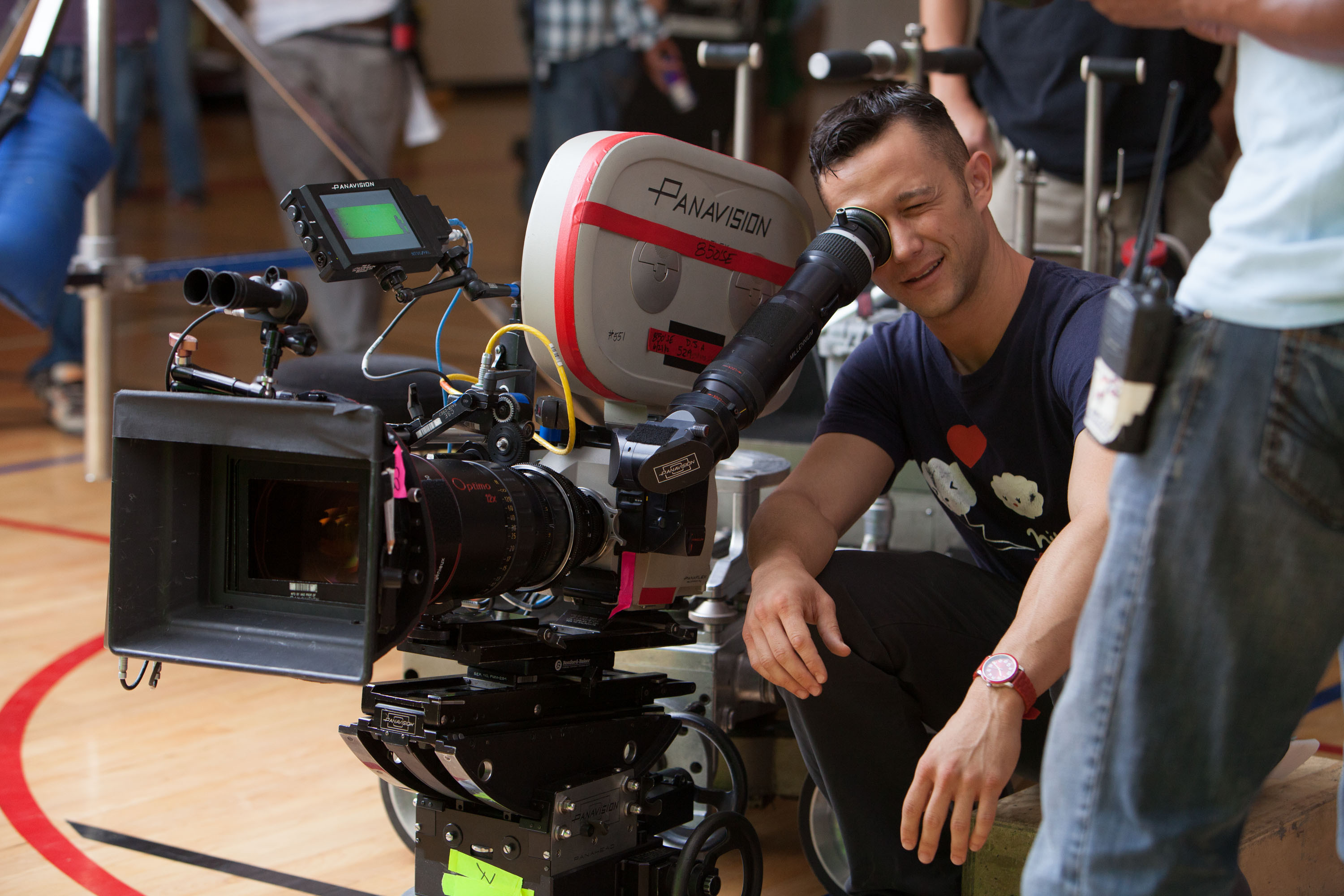 Joseph Gordon Levitt Don Jon Joseph Gordon Levitt Discusses His Work on Sandman Adaptation