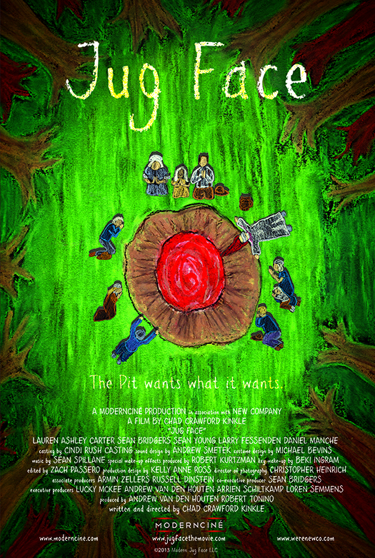 Jug Face Official Poster Released Official Poster for Slamdance Winner Jug Face Debuts