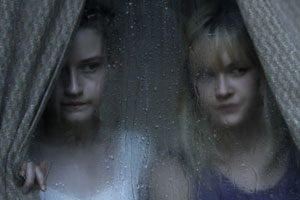 Julia Garner and Ambyr Childers in We Are What We Are