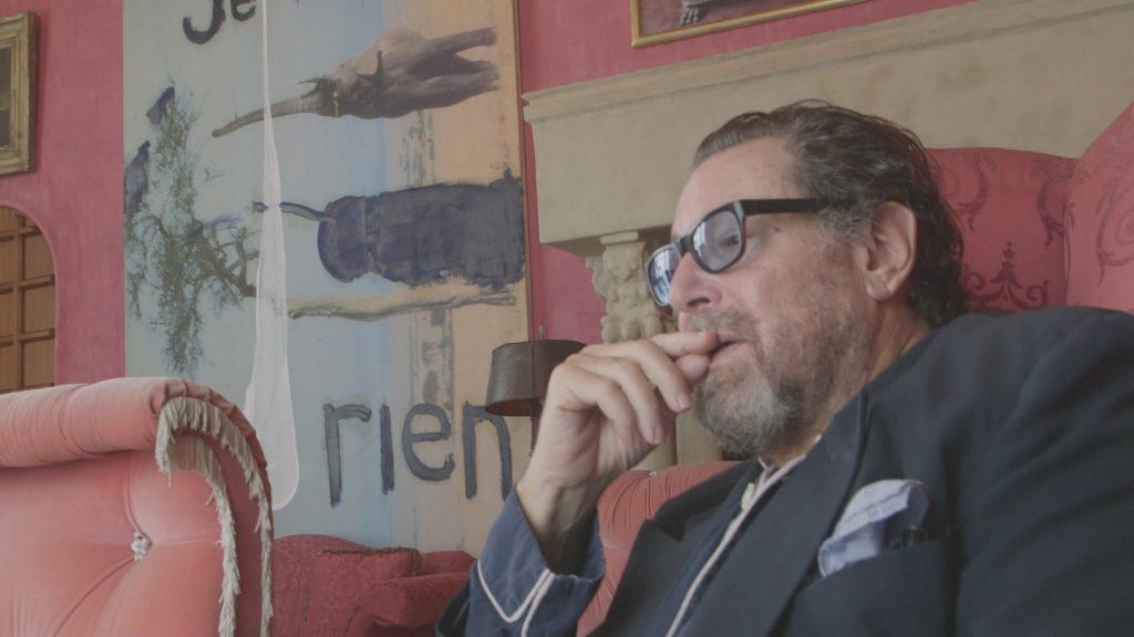 Julian Schnabel A Private Portrait Movie Photo