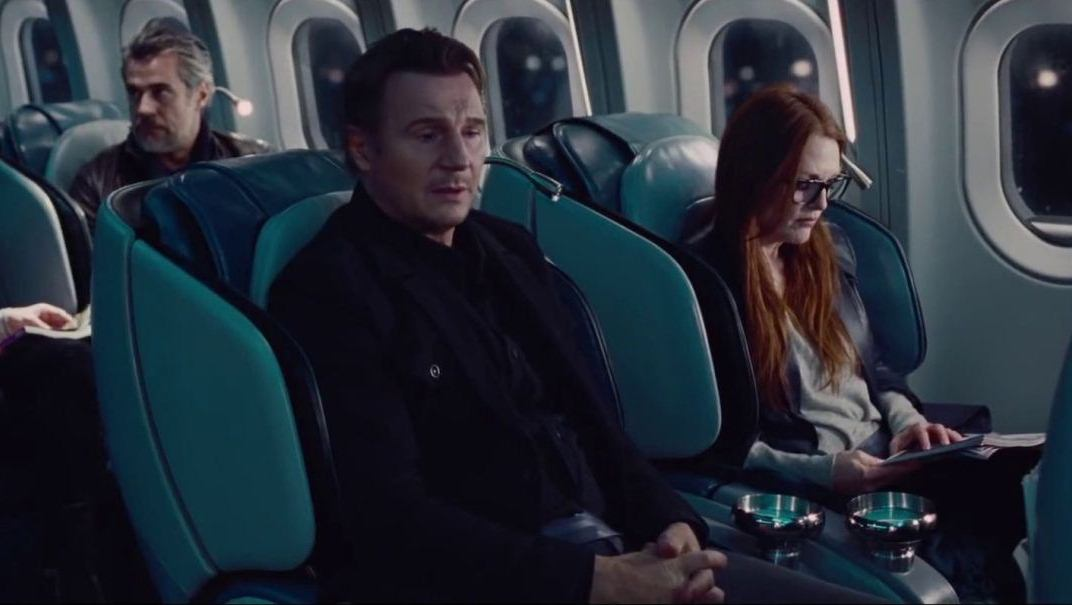 Julianne Moore, Liam Neeson and Jaume Collett-Serra Talk Non-Stop