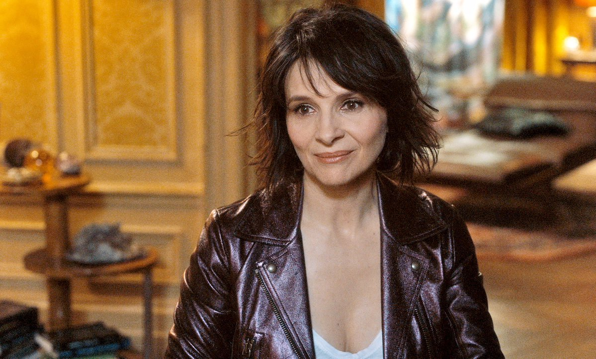 Juliette Binoche Let the Sun Shine In