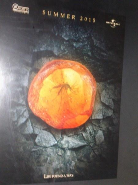 Jurassic Park 4 Teaser Poster First Jurassic Park 4 Movie Poster Hits The Web?